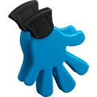 Blue Magnet-Clip.
