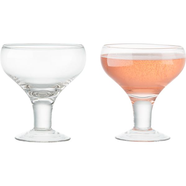FizzCocktailGlasses18oz