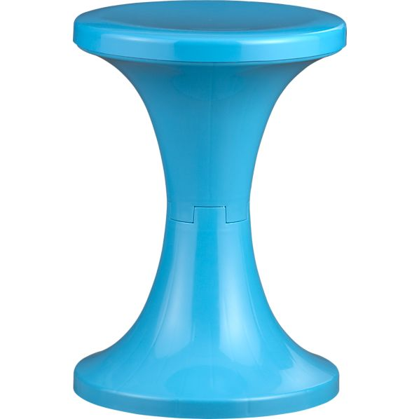 Flamingo Aqua Stool