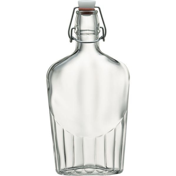 Large Sealed Flask