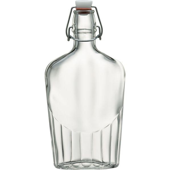 Large Sealed Flask