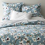 Fleur Full-Queen Duvet Cover