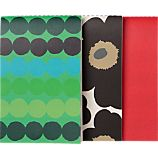 Set of 3 Marimekko Flip Notepads