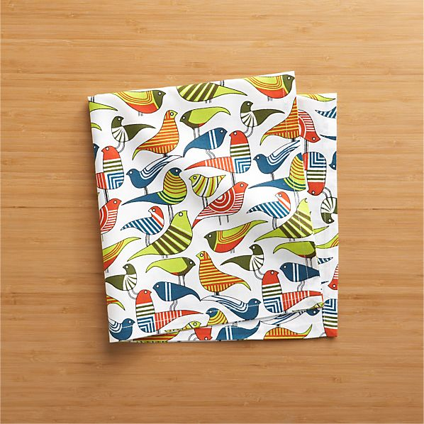 Flock of Birds Napkin