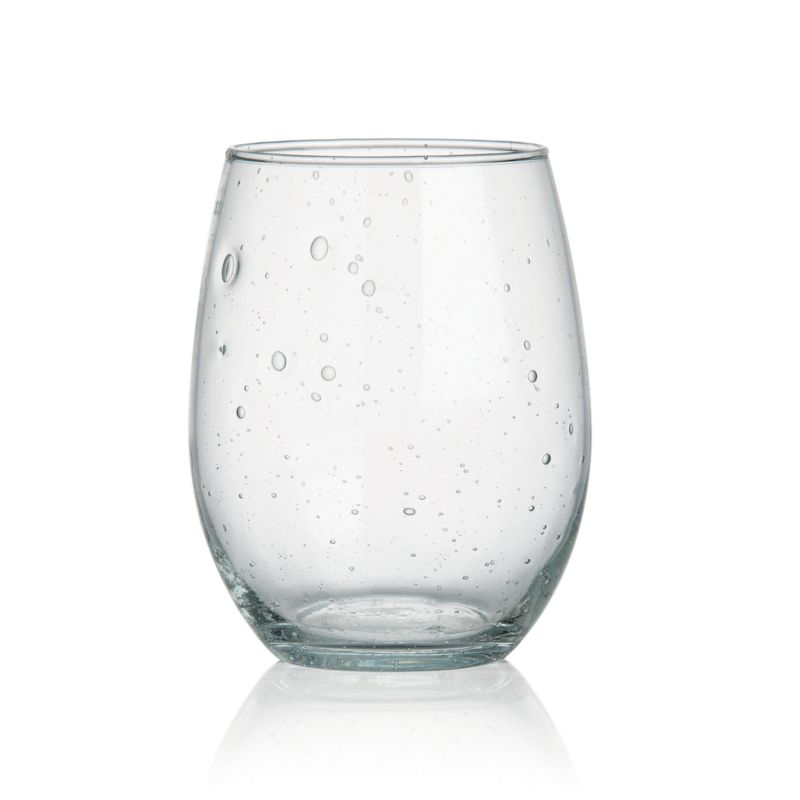 Flock Stemless Wine Glass