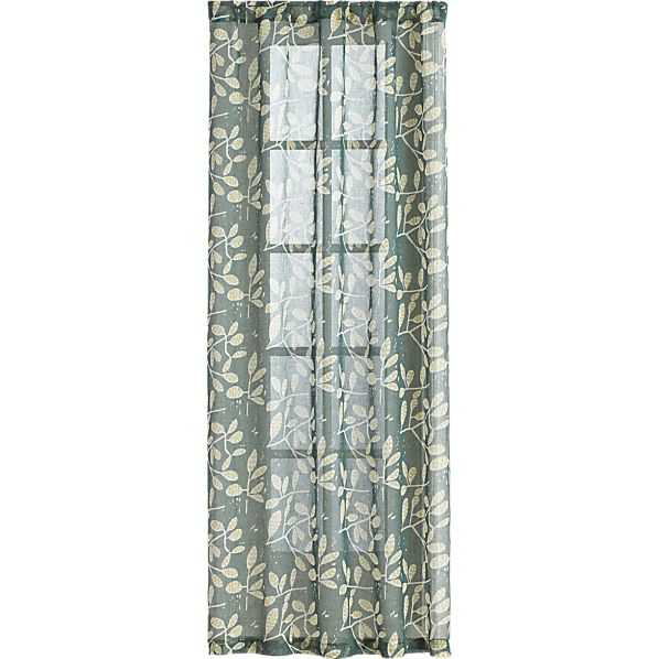 Flora Curtain Panels