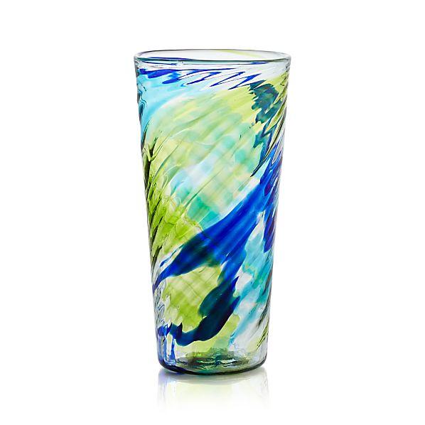Florita Swirl Vase