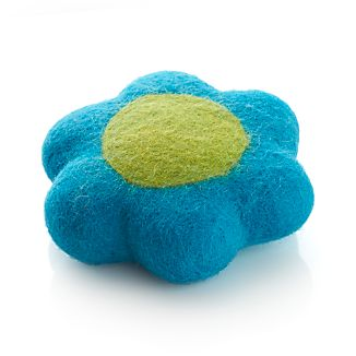 Wool Flower Dog Toy
