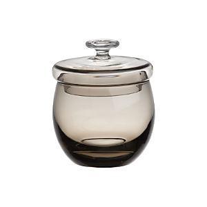 Fog Sugar Bowl with Lid
