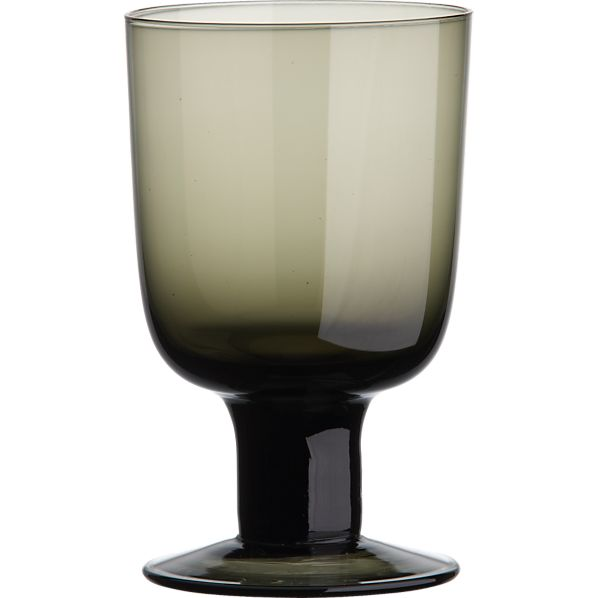 Fog Wine Glass