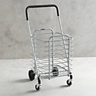 Polder® Folding Shopping Cart.