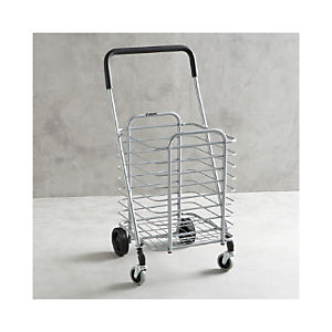 Polder® Folding Shopping Cart