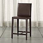 Folio Bonded Leather Counter Stool.