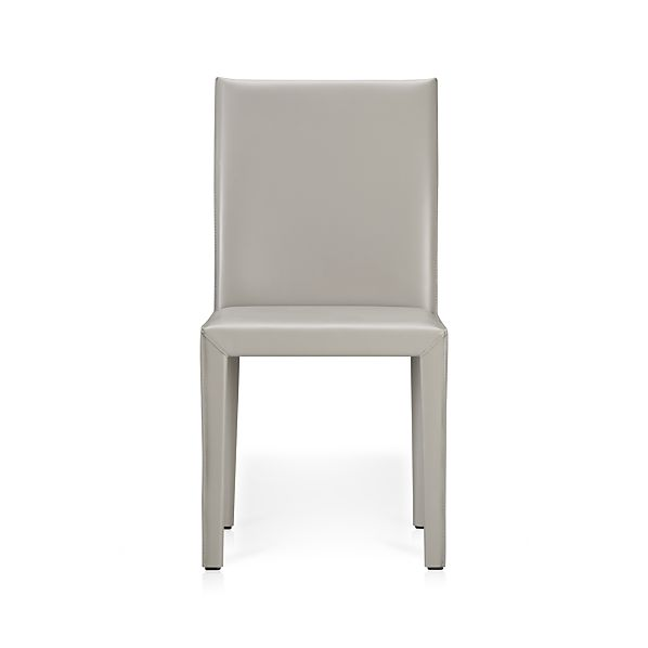 Folio Bonded Leather Side Chair