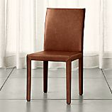 Folio Sienna Top-Grain Leather Side Chair