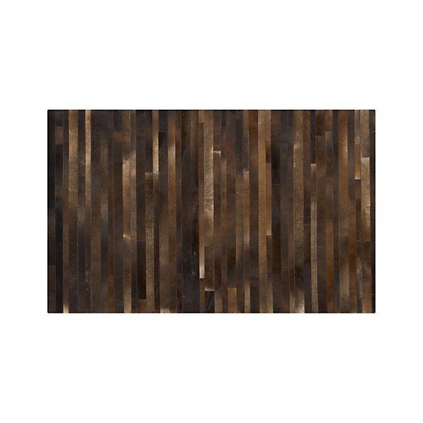 Fonda Brown 5'x8' Rug