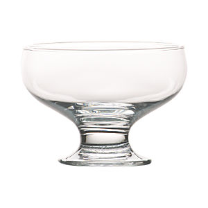 "Footed 4.25"" Dessert Dish"