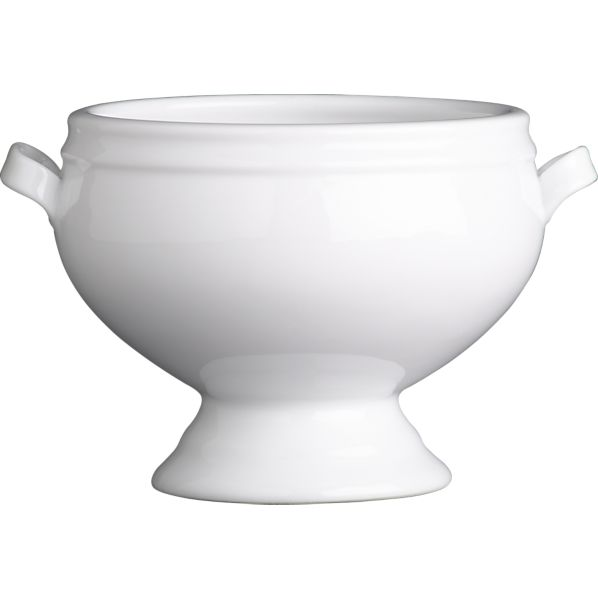 "Footed 4.5"" Soup Bowl"