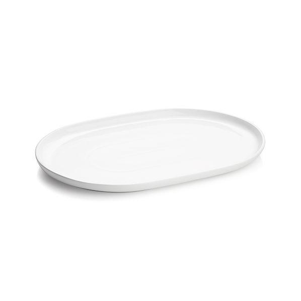 Form Oval Platter