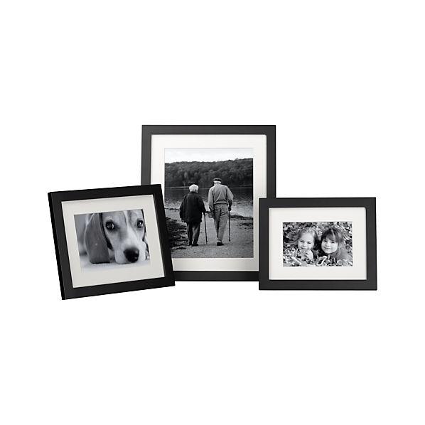 Classic Black Frames
