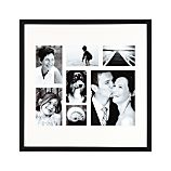 Classic Black Multi-Pic 4x4/4x6/5x7/8x10 Frame