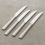 Set of 4 Foster Steak Knives