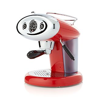 illy ® Francis Francis X7.1 Red iperEspresso Machine