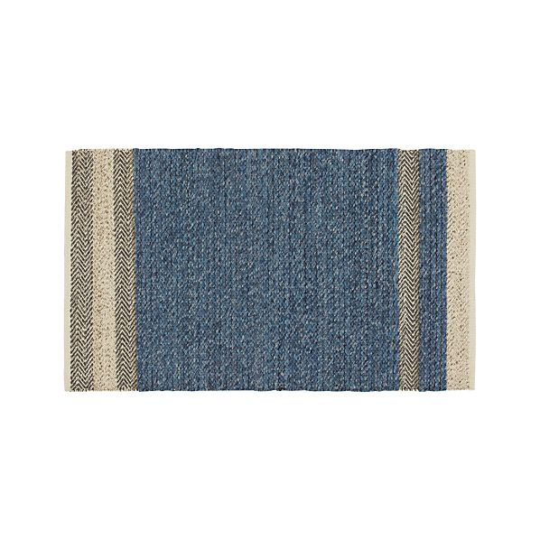 FraserBlue3x5RugS14