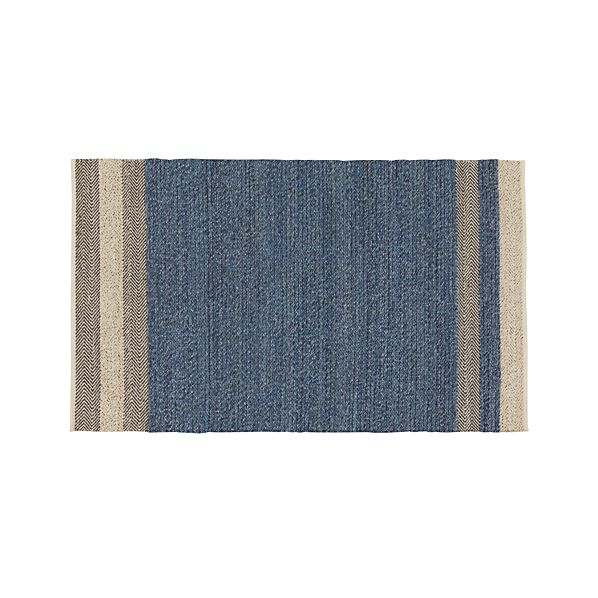 FraserBlue5x8RugS14