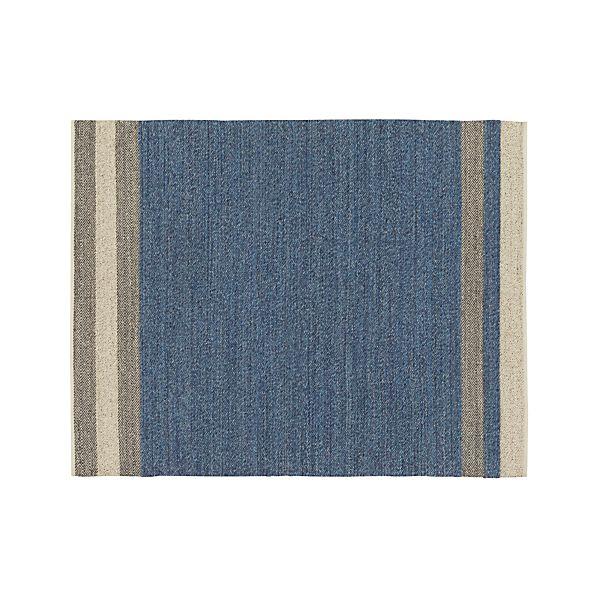 Fraser Blue 8'x10' Rug