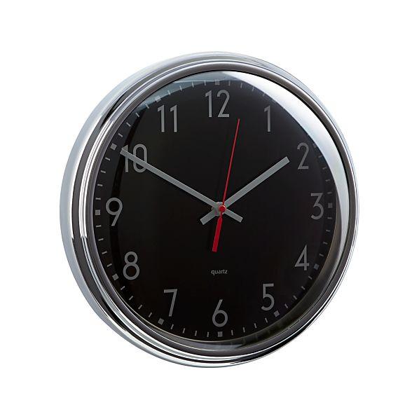 "Frazer 12.5"" Wall Clock"