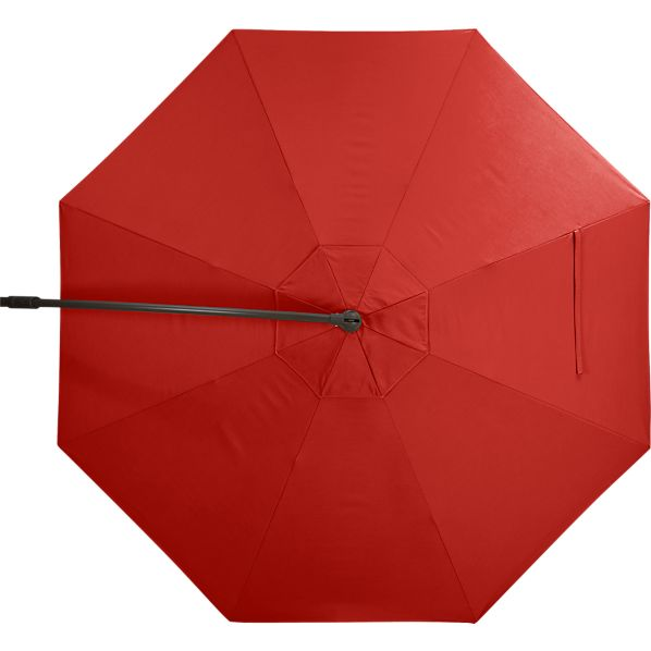 10' Round Sunbrella® Caliente Free-Arm Umbrella Cover