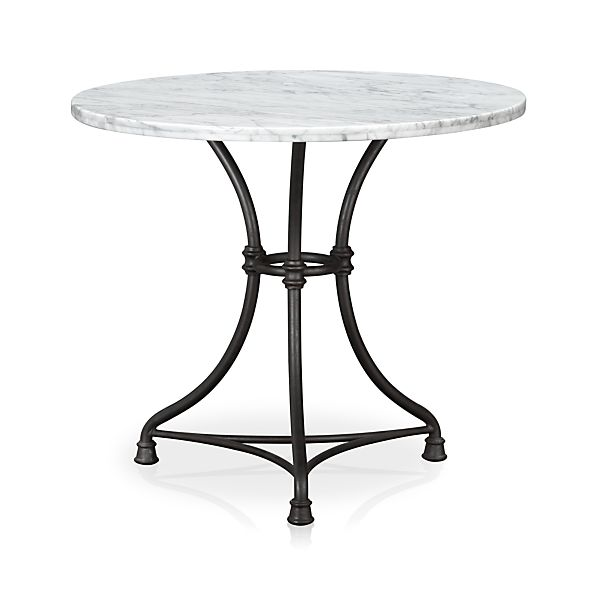 Marble Top Coffee Table Craigslist: By The Brooke: Kitchen Table