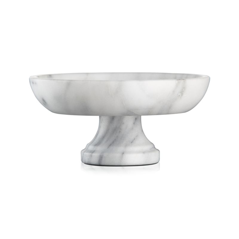 French Kitchen Marble Fruit Bowl Crate And Barrel