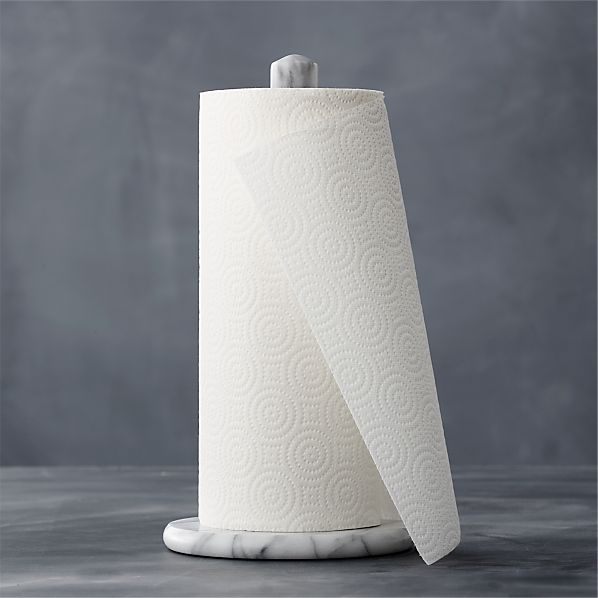 French Kitchen Paper Towel Holder Crate And Barrel