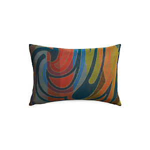 "Fresco 24""x16"" Pillow with Down-Alternative Insert"