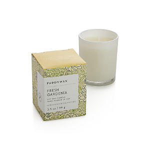 Fresh Gardenia Scented Candle