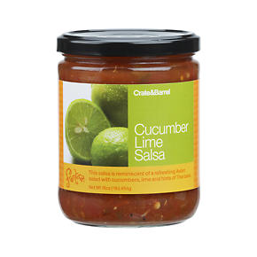 Frontera Foods Cucumber Lime Salsa