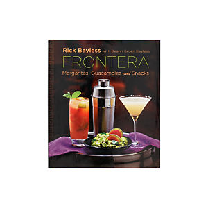 Frontera: Margaritas, Guacamoles, and Snacks Cookbook
