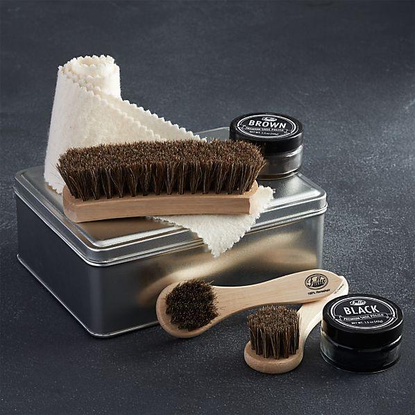 Fuller ® Shoe Shine Kit