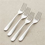 Set of 4 Fusion Dinner Forks