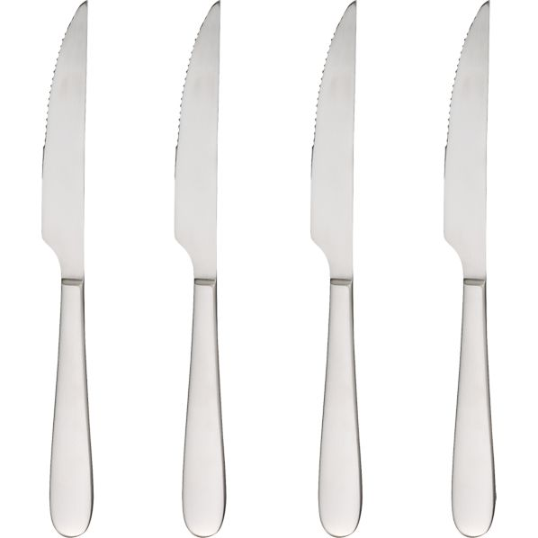 Set of 4 Fusion Steak Knives