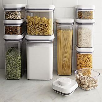 Oxo 10-pc Container Set