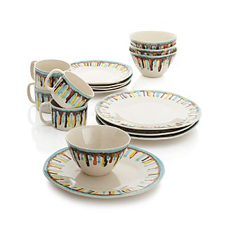 Gallery 16-Piece Dinnerware Set