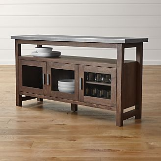 Sideboards And Buffets Crate And Barrel
