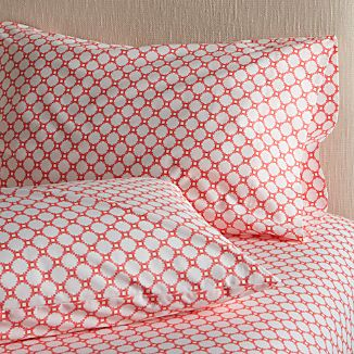 Set of 2 Genevieve King Pillowcases
