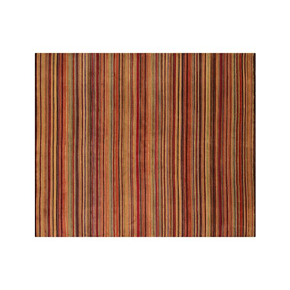 Gianni Rust Wool 8'x10' Rug