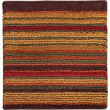 "Gianni Rust Wool Rug 12"" sq. Rug Swatch"