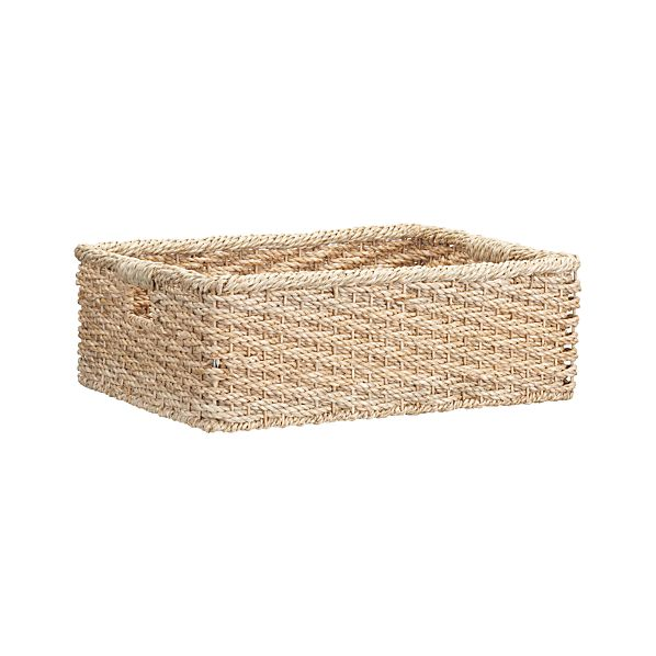 Gigi Large Low Basket