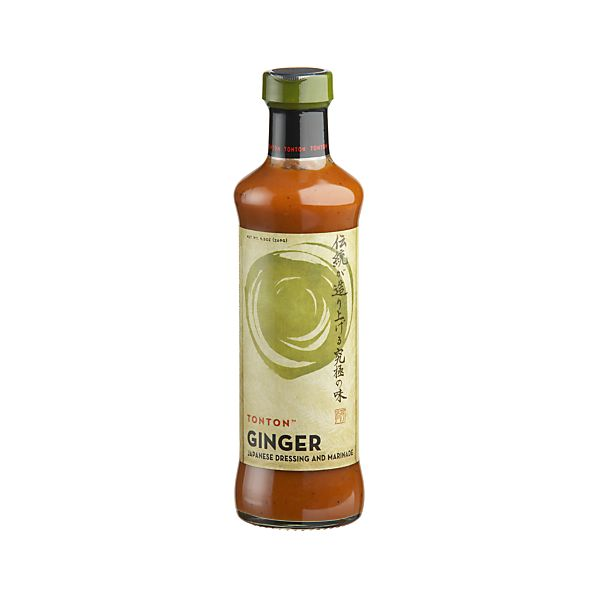 GingerDressingMarinadeS13